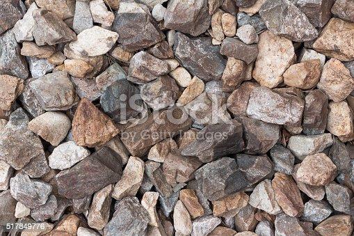 istock Background many stones 517849776