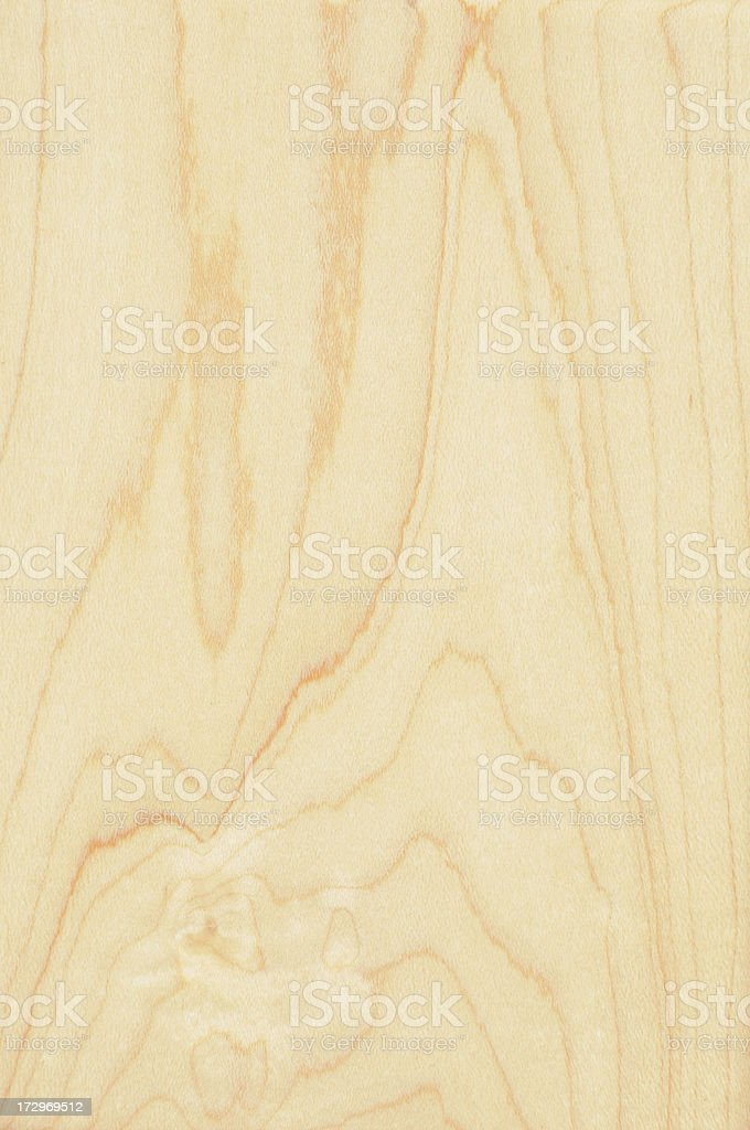 Background maple wood with natural stain stock photo