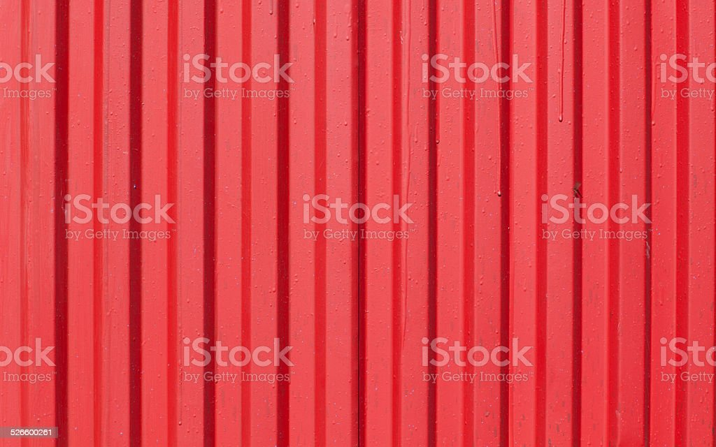 background metal leaf red, profile stock photo