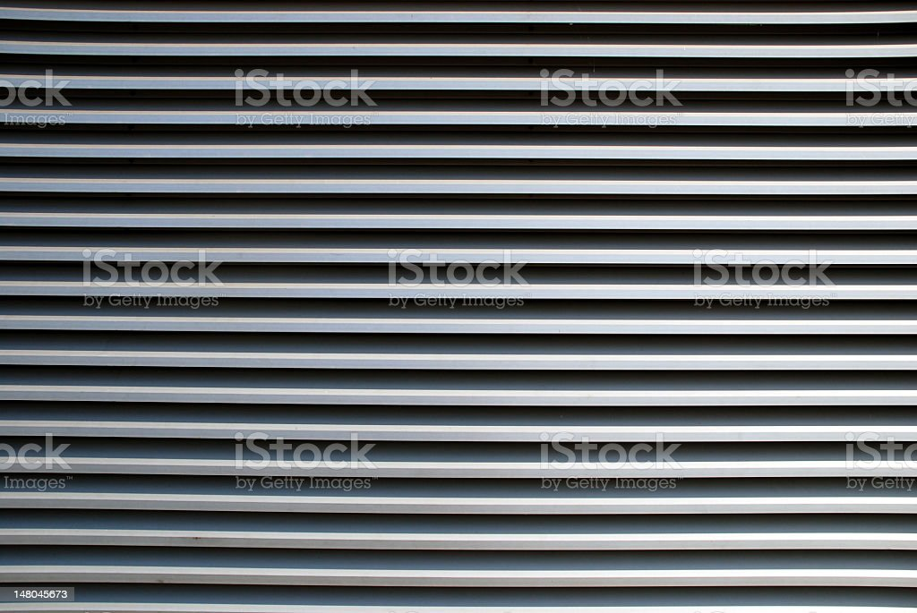 Background metal strips texture stock photo