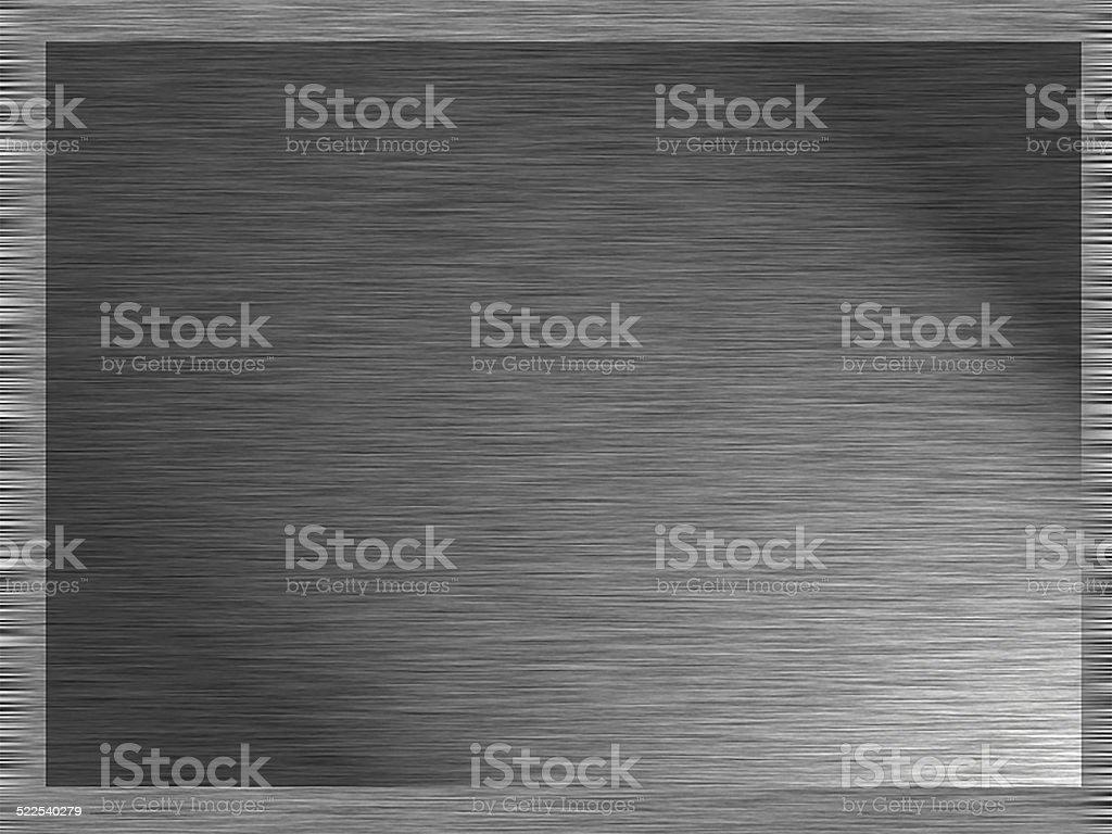 Background - Metallic stock photo