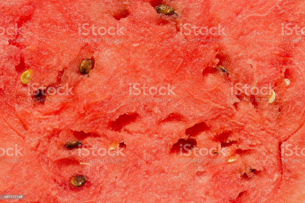 Background of a flesh of a watermelon royalty-free stock photo