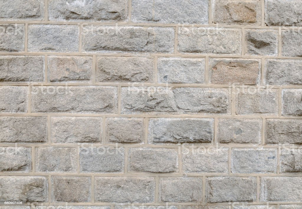 Background of a granite stone wall royalty-free stock photo
