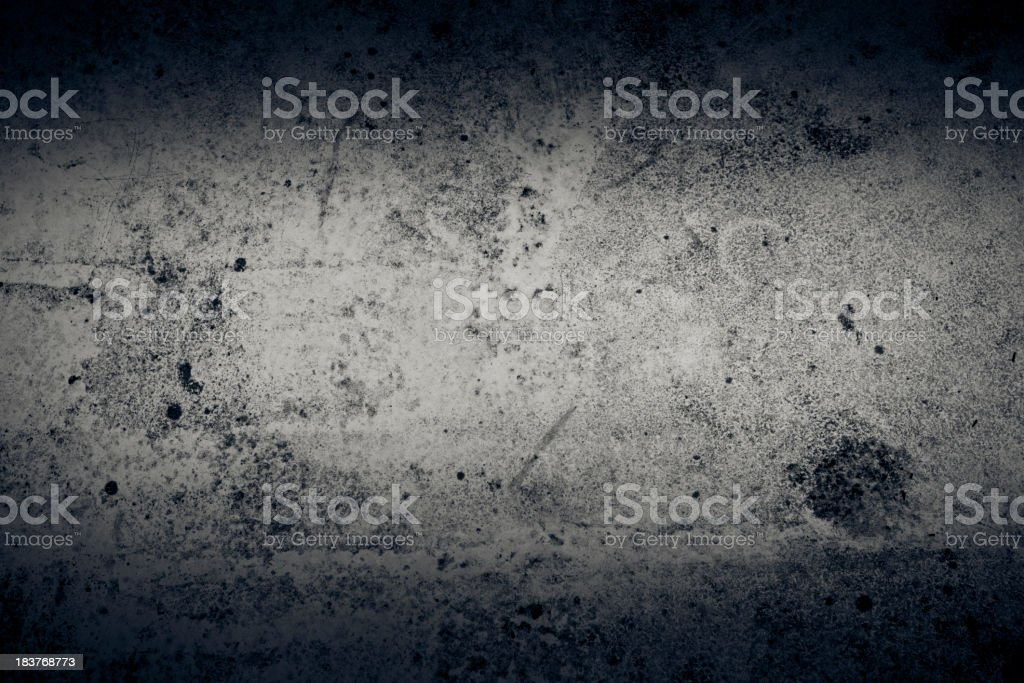 Background of a grey concrete wall royalty-free stock photo