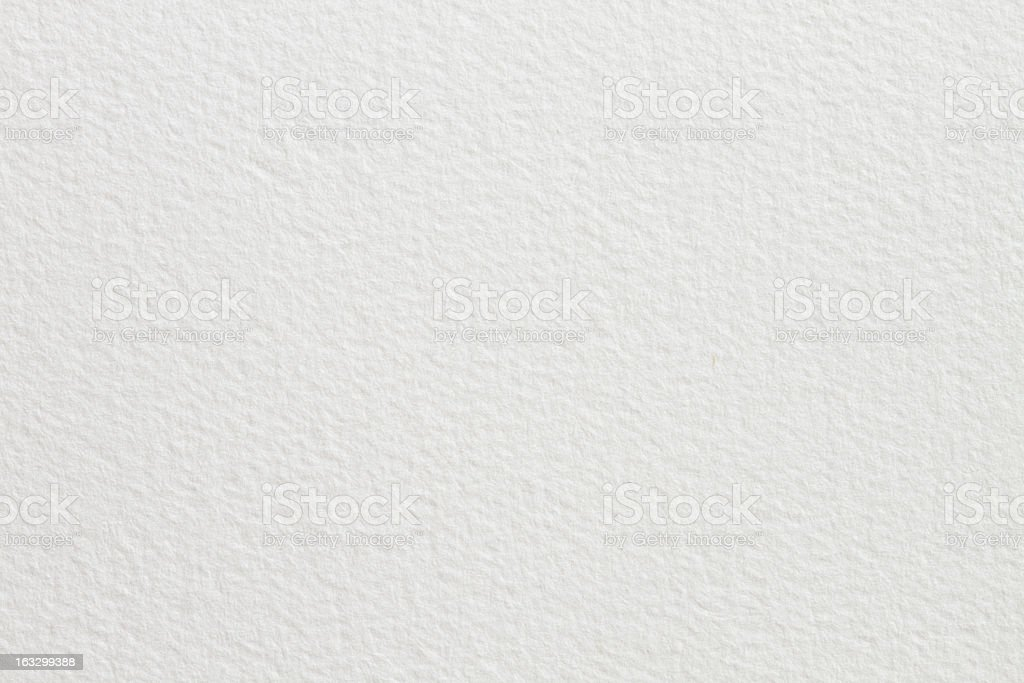Background of a high resolution textured blank white paper royalty-free stock photo