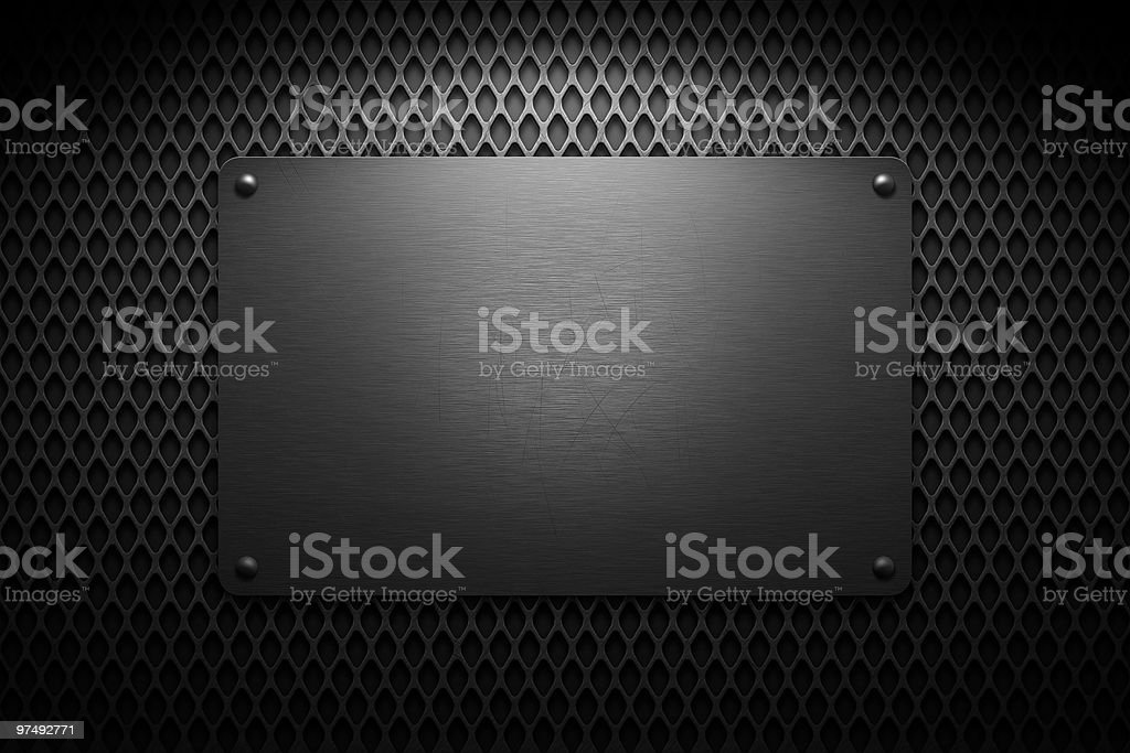 Background of a wire mesh gray royalty-free stock photo