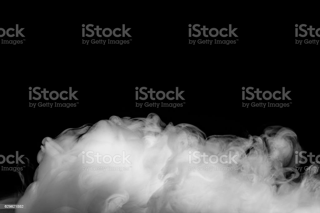 Background of abstract grey color smoke stock photo