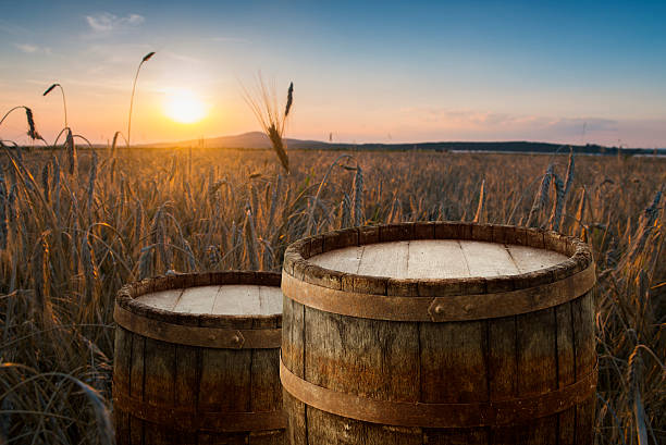 Hintergrund der barrel – Foto