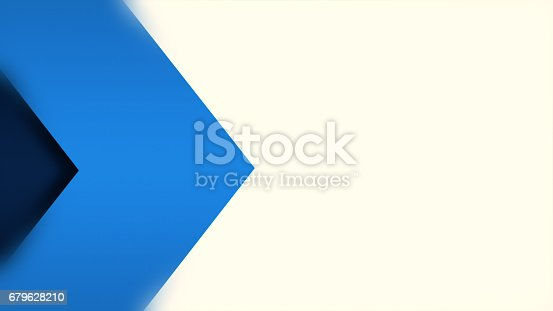 istock Background of Big Arrows 679628210