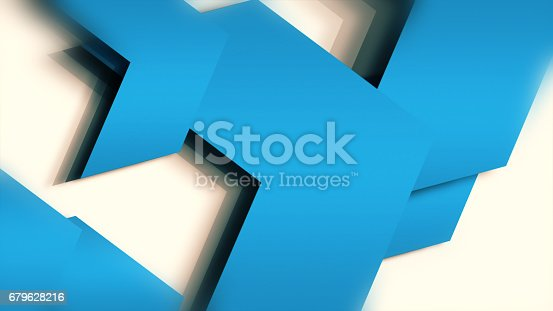 istock Background of Big Arrows 679628216