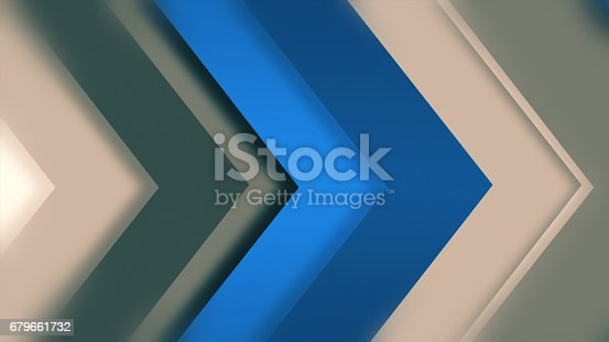 istock Background of Big Arrows 679661732