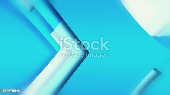 istock Background of Big Arrows 679675946