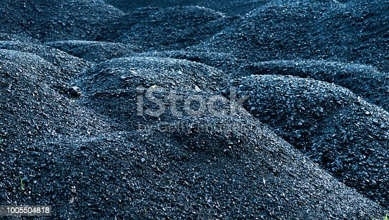 istock Background of black coal 1005504818