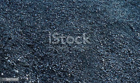 istock Background of black coal 1128920333