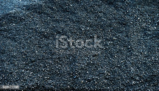 istock Background of black coal 948472298