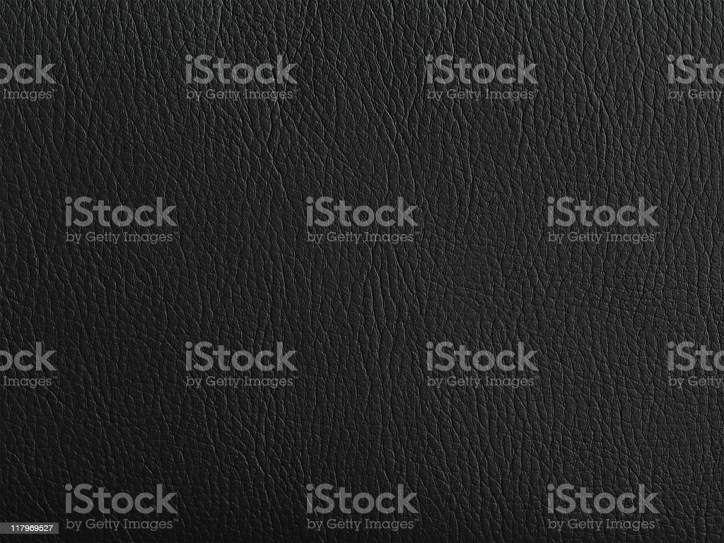 A background of black leather texture royalty-free stock photo
