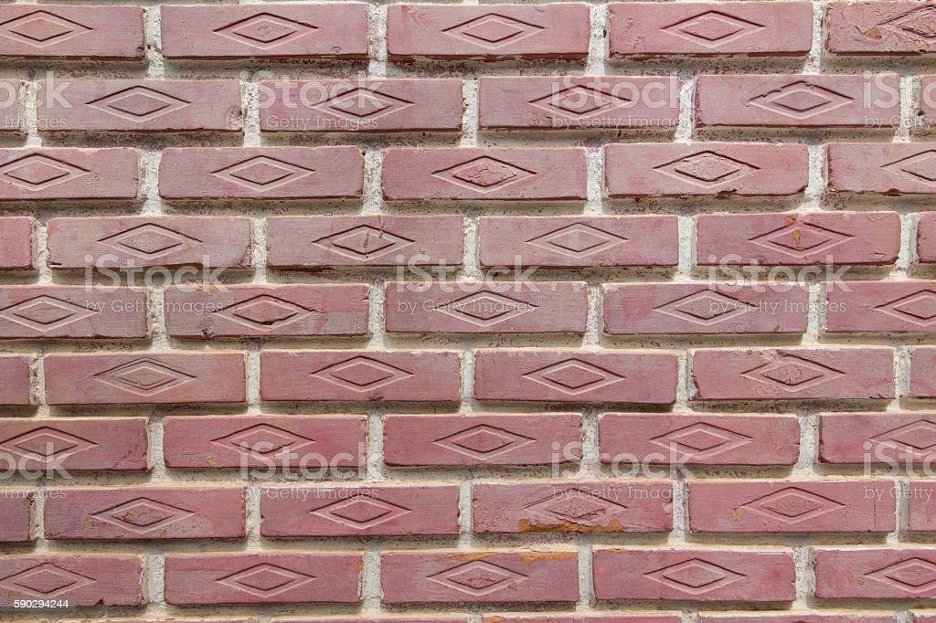 Кирпичной стены текстура фон  Стоковые фото Стоковая фотография