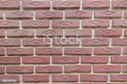 Background Of Brick Wall Texture-foton och fler bilder på Arkitektur