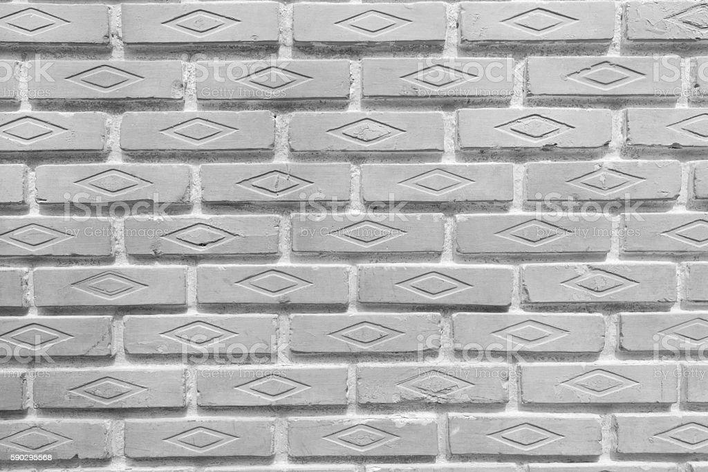 Background of brick wall texture royaltyfri bildbanksbilder