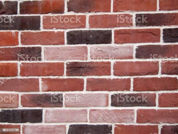 Tło Ceglanej Tekstury Ściany - zdjęcia stockowe i więcej obrazów Antyczny