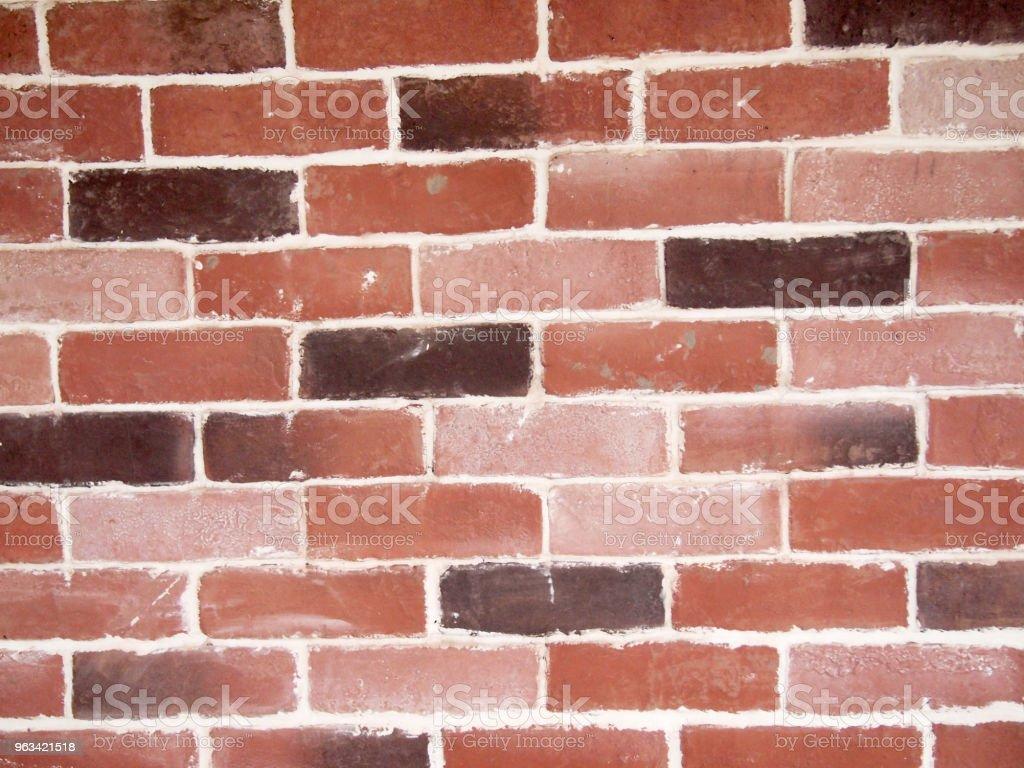 texture de fond de mur de briques  - Photo de A l'abandon libre de droits