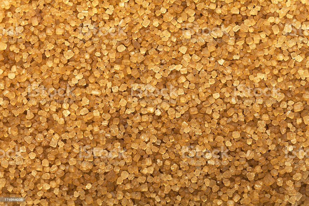 Background of Cane Sugar stock photo