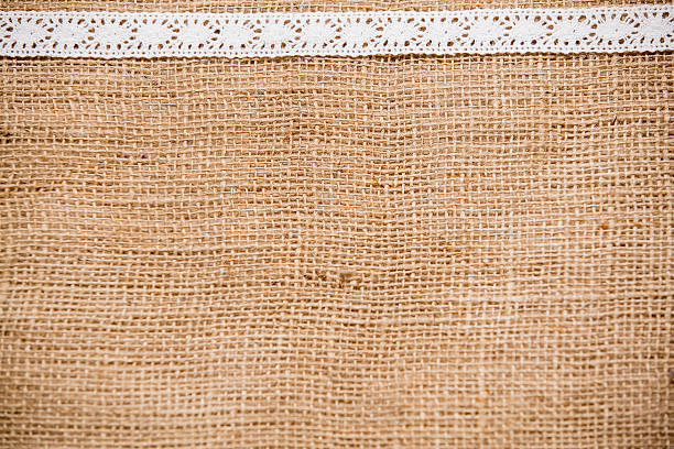 Burlap Lace Ribbon Abstract Pictures Images And Stock Photos
