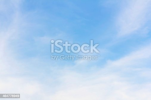 istock background of  cloudy blue sky 464778949