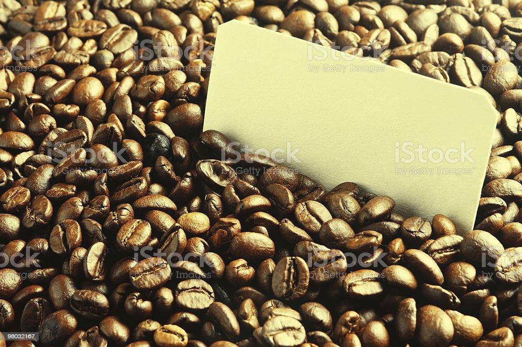 배경 커피 원두 royalty-free 스톡 사진