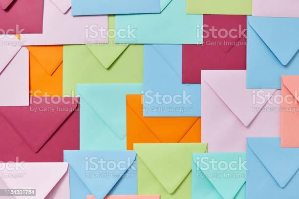 Background of colorful correspondence craft envelopes picture id1154301754?b=1&k=6&m=1154301754&s=612x612&h=j1zh9u1rjd5irzsl8d7ftzoqbwwul1l0fvjdukfccs8=