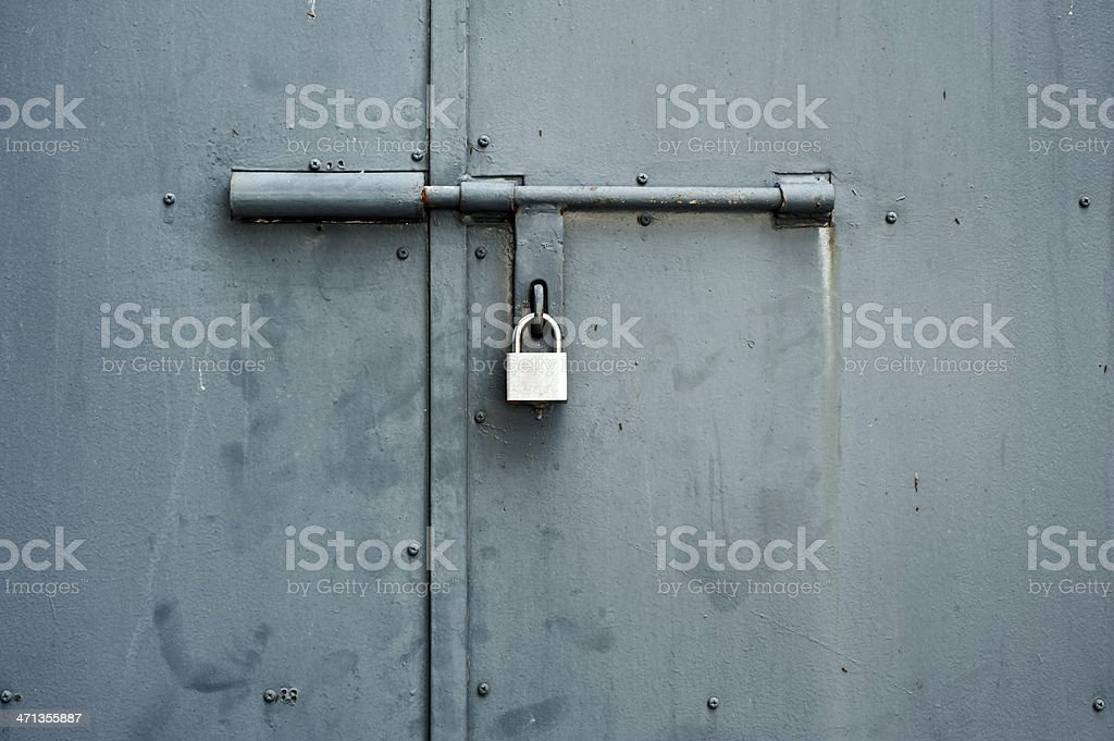 Background of door royalty-free stock photo