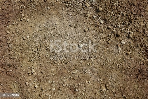 istock Background of earth and dirt 161725836