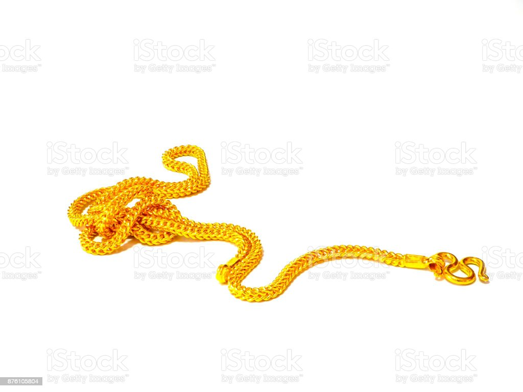 background of gold ornament showing details of workmanship, high value concept stock photo