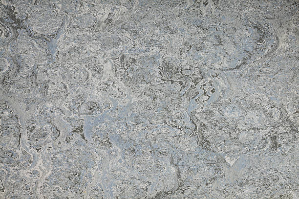 Background of grey colour Surface of grey colour with marble drawing linoleum stock pictures, royalty-free photos & images