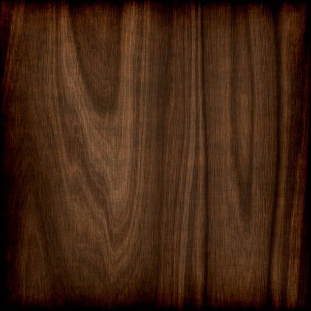 hintergrund auf grunge holz textur mit verbrannt bord - walnussholz stock-fotos und bilder