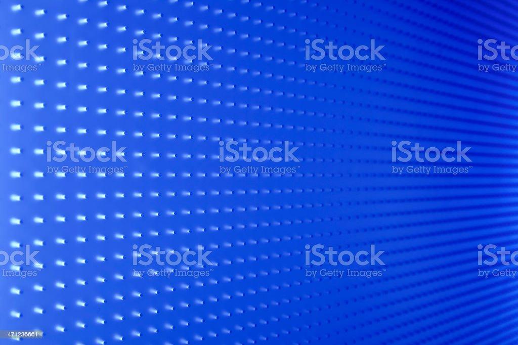 Background of Holes royalty-free stock photo
