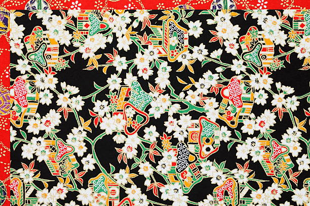 background of japanese floral images - japan pattern 個照片及圖片檔