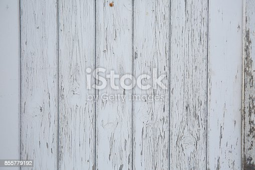 istock background of light wooden planks, painted with environmentally friendly colors, vertical 855779192