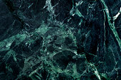 This is an overhead photo of a green marble background.
