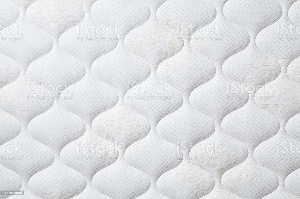 Background of mattress stock photo