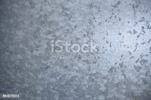 Background of metal tin