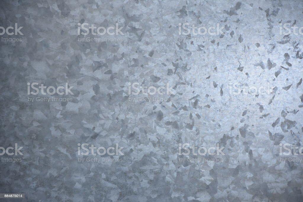 Fondo de metal de la lata - foto de stock
