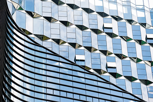 istock Background of office building wall 1035611782