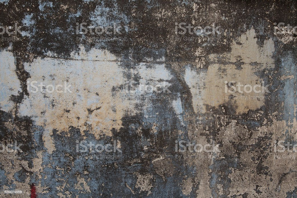 Background of old plaster wall surface stock photo