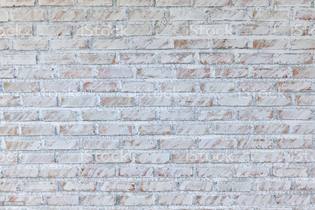 Background of old vintage dirty brick wall with peeling plaster, texture photo libre de droits