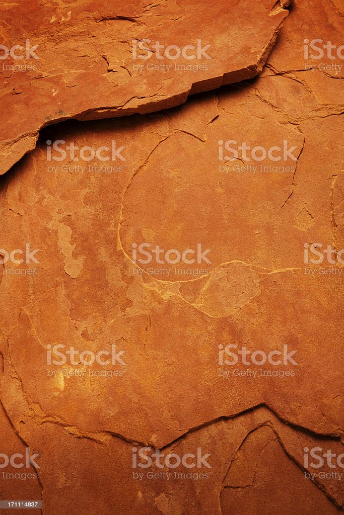 Background of Red Rock stock photo
