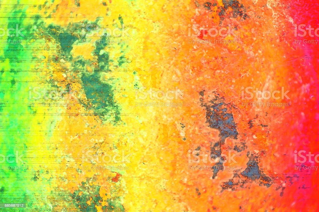 background of reggae  color,Grunge color of rasta flag background stock photo