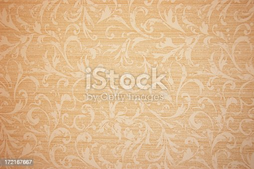 istock A background of retro wallpaper 172167667