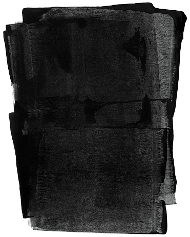 Black printing ink, rolled out for your grungy background pleasures.