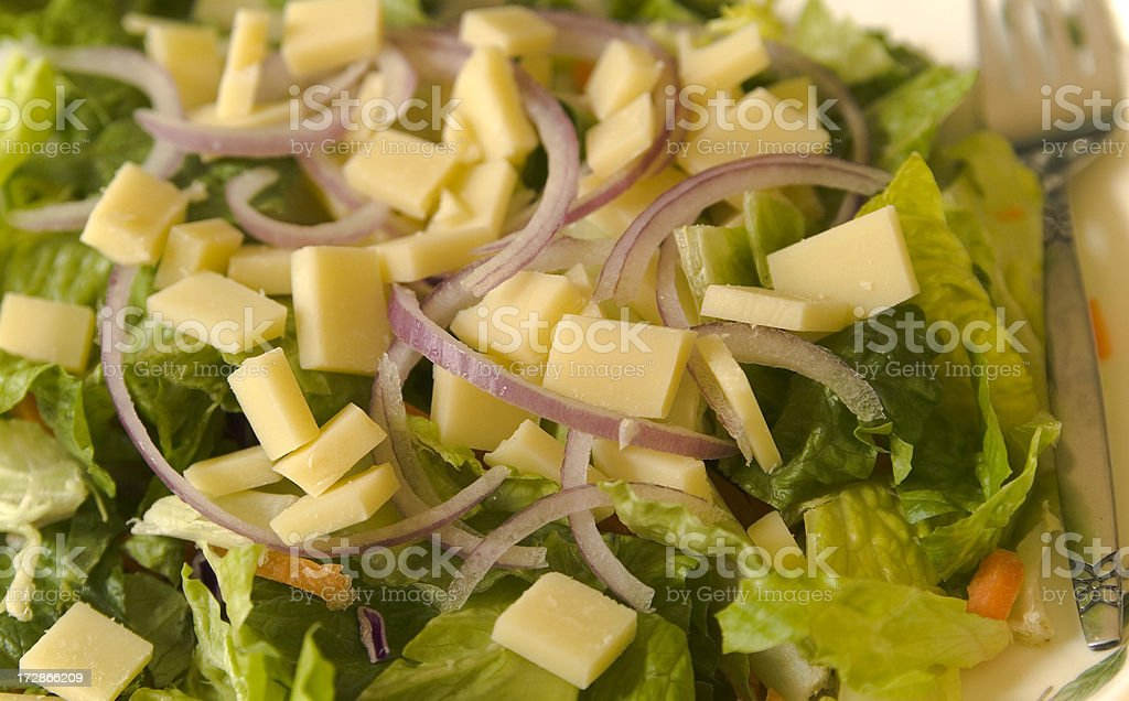 Background of Salad royalty-free stock photo